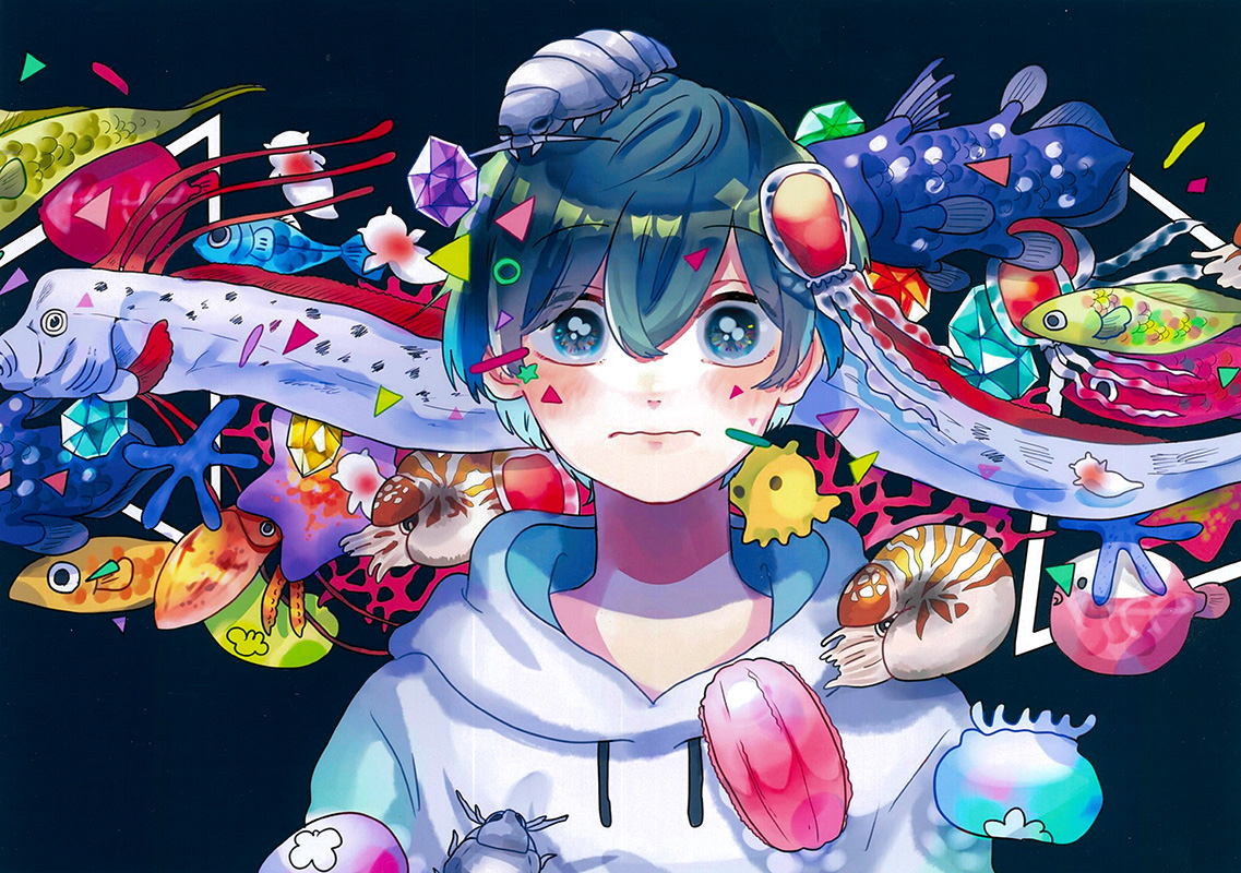第9回イラストコンテスト結果発表|大阪アニメーションスクール専門学校